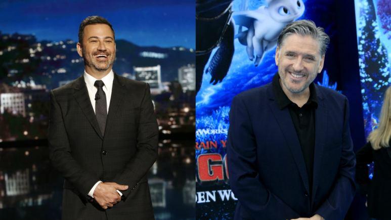 Jimmy Kimmel and Craig Ferguson