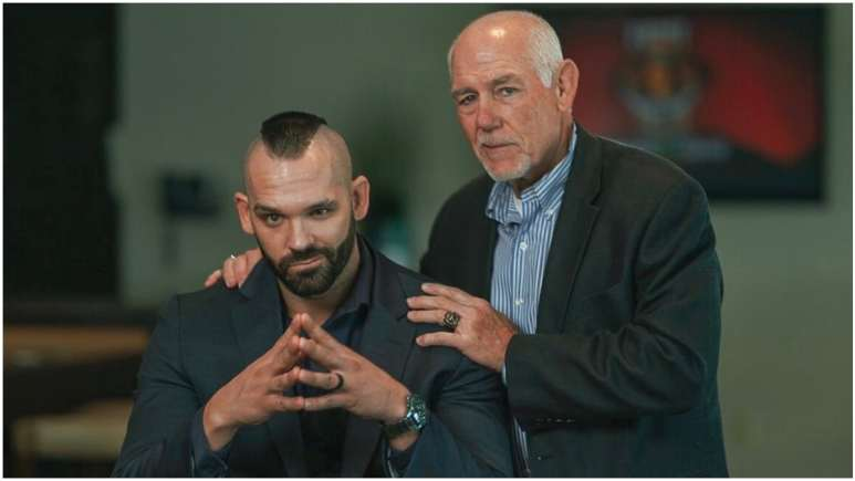 Who is Tully Blanchard, the manager of Shawn Spears at AEW All Out?