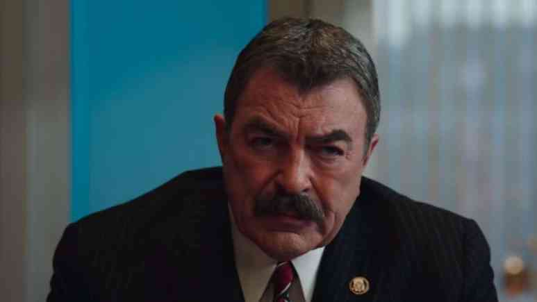 tom selleck as commissioner reagan on blue bloods