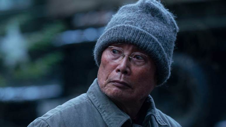 George Takei in AMC's Horror: The Infamy