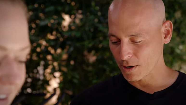 Kardashian's secret weapon is this affable Canadian Harley Pasternak who is a trainer to the stars. Pic credit: E!