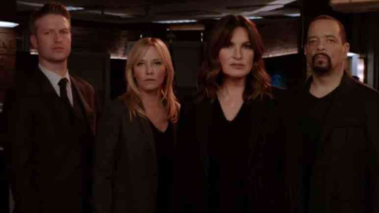 law and order svu cast members for season 21