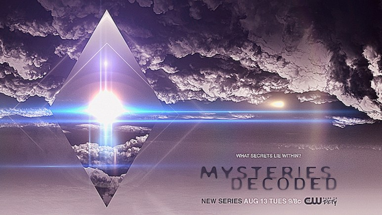 Mysteries Decoded will thrill the Curse of Oak Island and Expeditions Unknown fans with the investigative approach to mysteries. Pic credit: The CW