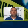 Anthony Garcia in a police mugshot