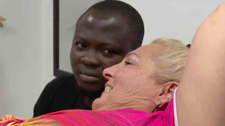 Angela and Michael on 90 Day Fiance Before the 90 Days
