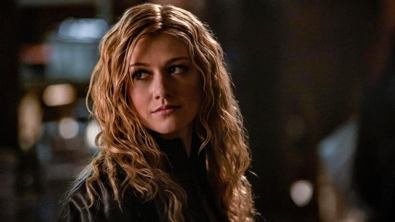 Katherine McNamara as Mia Smoak in Arrow