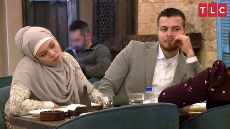 Avery and Omar on 90 Day Fiance Before the 90 Days