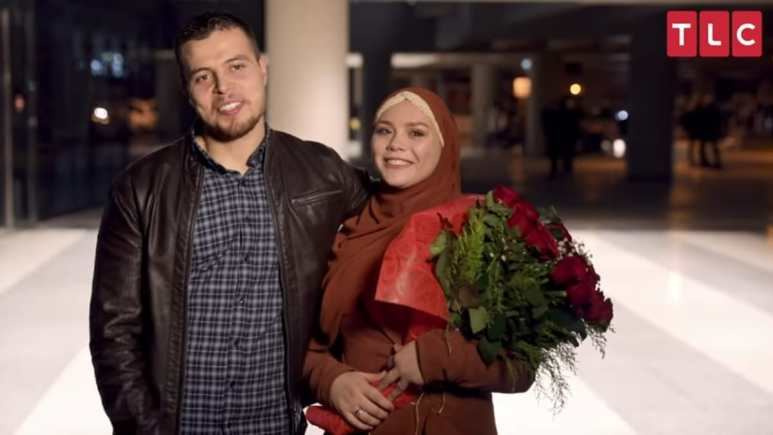 Omar and Avery on 90 Day Fiance Before the 90 Days
