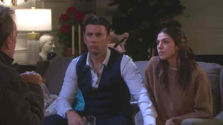 Chad and Abby on Days of our Lives.