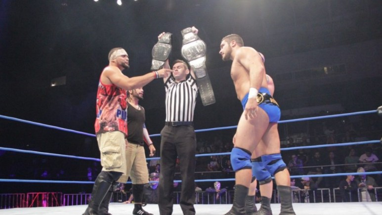 Impact Wrestling moving to larger network