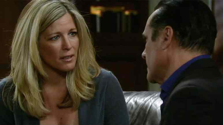 Laura Wright loves playing Carly on General Hospital.
