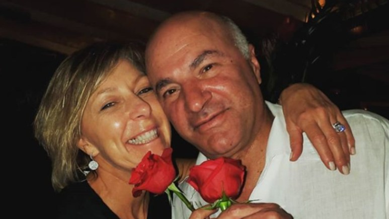 """Linda and Kevin O""""Leary"""