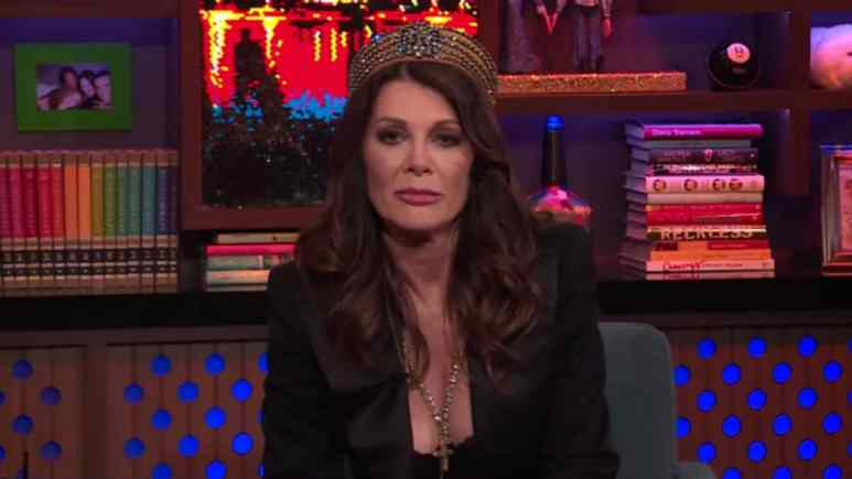 Lisa Vanderpump on Watch What Happens Live.
