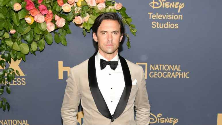 Milo Ventimiglia's parents finally agree to attend the Emmy Awards.