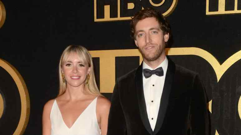 Is Thomas Middleditch's wife Mollie Gates Middletitch on Instagram.