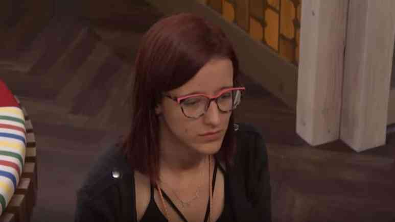 Nicole Looking Glum BB21