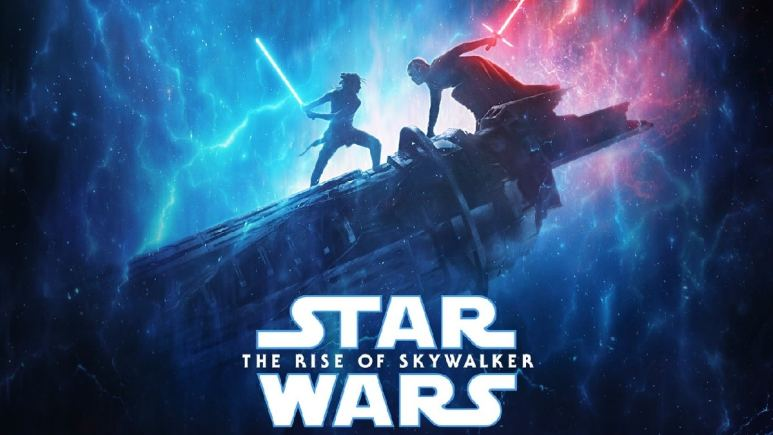 Star Wars: The Rise of Skywalker. Photo cred: Disney.