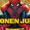 Marvel teams up with Shonen Jump+