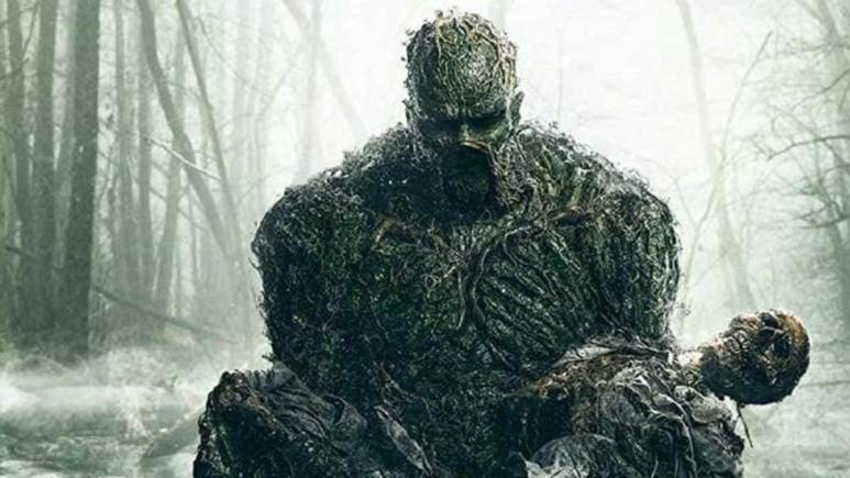 Swamp Thing on DC Universe