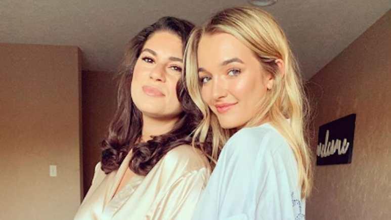 brittney noel during bachelorette party in june 2019