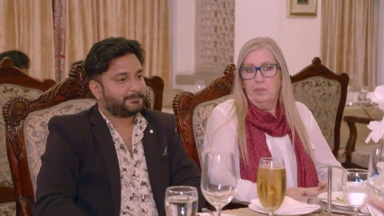 Sumit and Jenny on 90 Day Fiance The Other Way