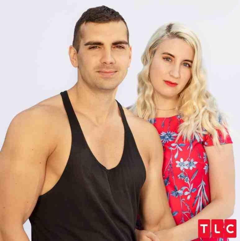 Sasha and Emily on Season 7 of 90 Day Fiance