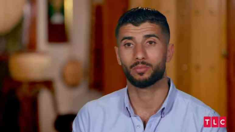 Aladin Jallali on 90 Day Fiance The Other Way