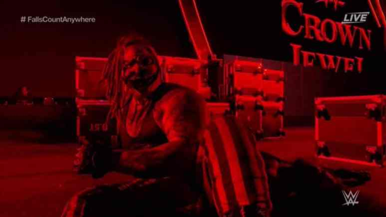 'The Fiend' Bray Wyatt wins WWE Universal Championship in Saudi Arabia