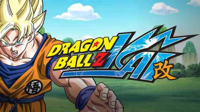 Dragon Ball Z Kai poster