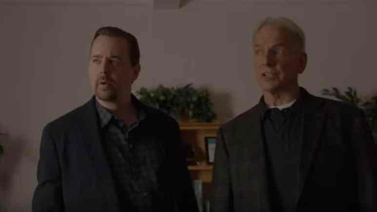 McGee And Gibbs NCIS
