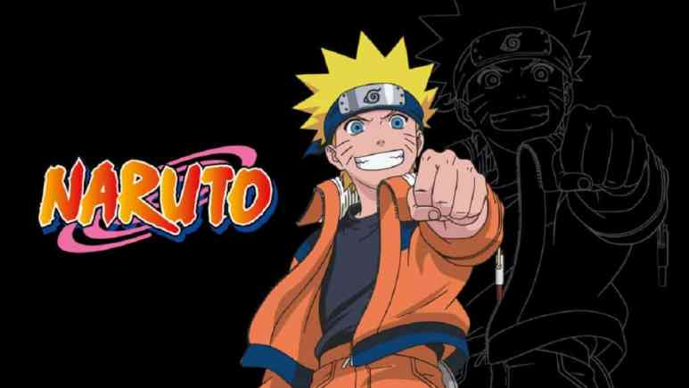 Naruto on Funimation in the UK and Ireland