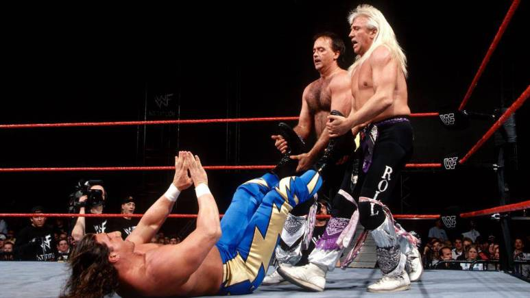 Who are the Rock N Roll Express in AEW