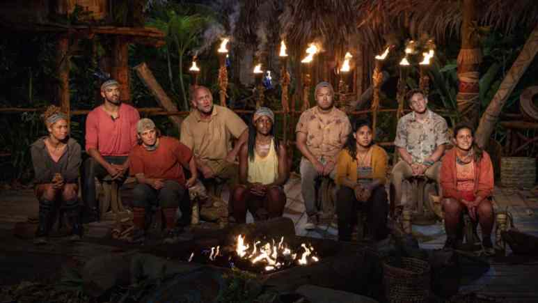 S39 E3 Tribal Council