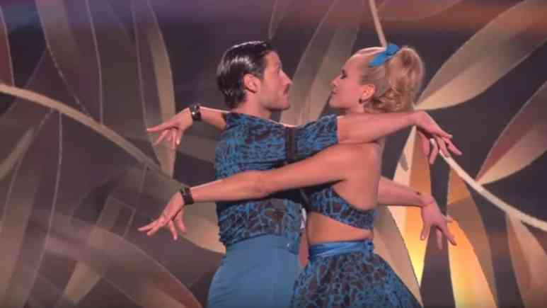 Sailor And Val DWTS