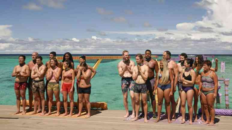 Survivor 39 Top 18