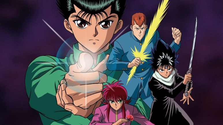 Justin Cook and Christopher R. Sabat return to voice Yusuke and Kuwabara