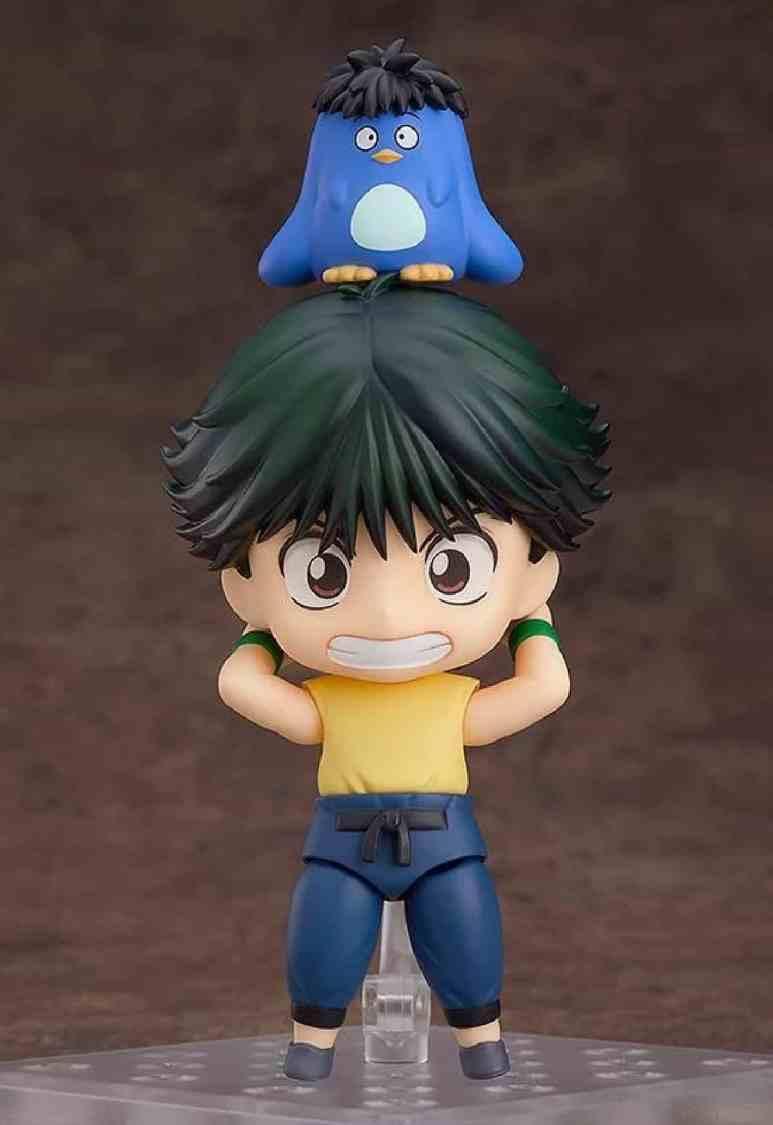 Yusuke with Spirit Beast Pu