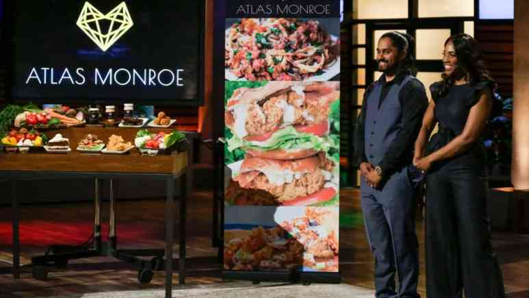 Atlas Monroe on Shark Tank