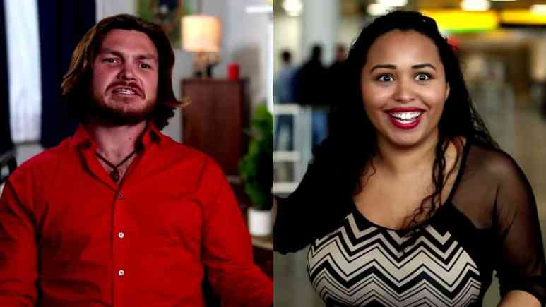 Tania and Syngin from Season 7 of 90 Day Fiance