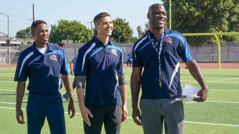 The Rookie featuring two Los Angeles Rams stars, Kevin Daniels on special episode tonight