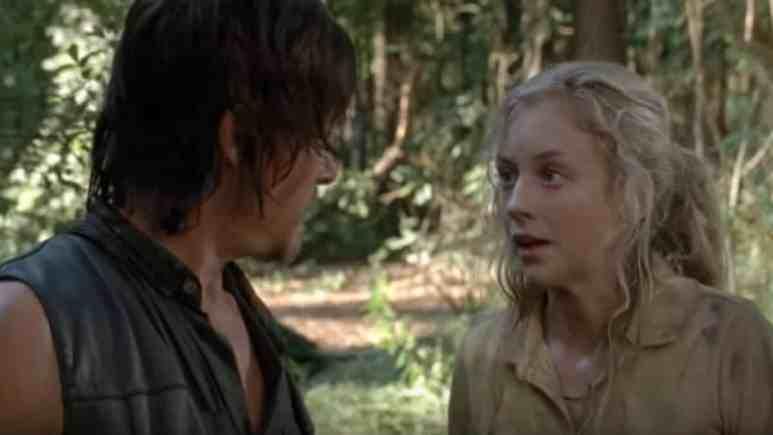 Beth And Daryl TWD