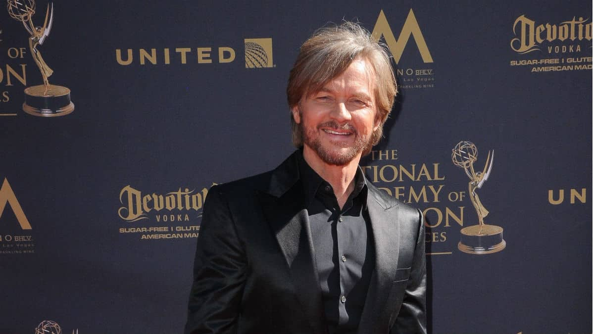Days Of Our Lives Stephen Nichols Returns This Week But Is Steve Johnson Back As Well