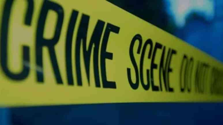 Crime scene do not pass tape