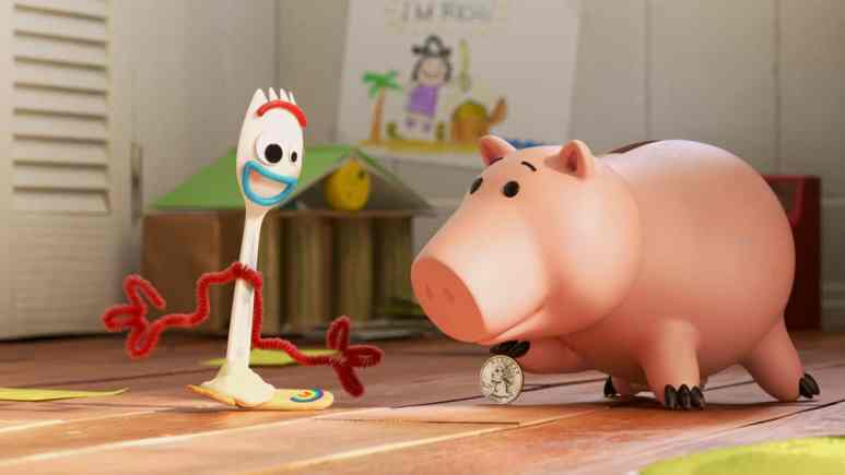 Disney+ brings Toy Story to kids with Forky Asks a Question