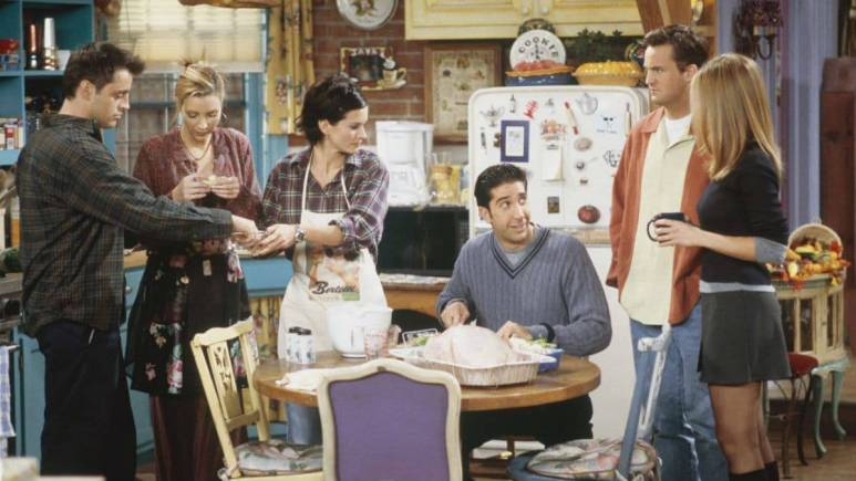A Friends reunion is in the works.