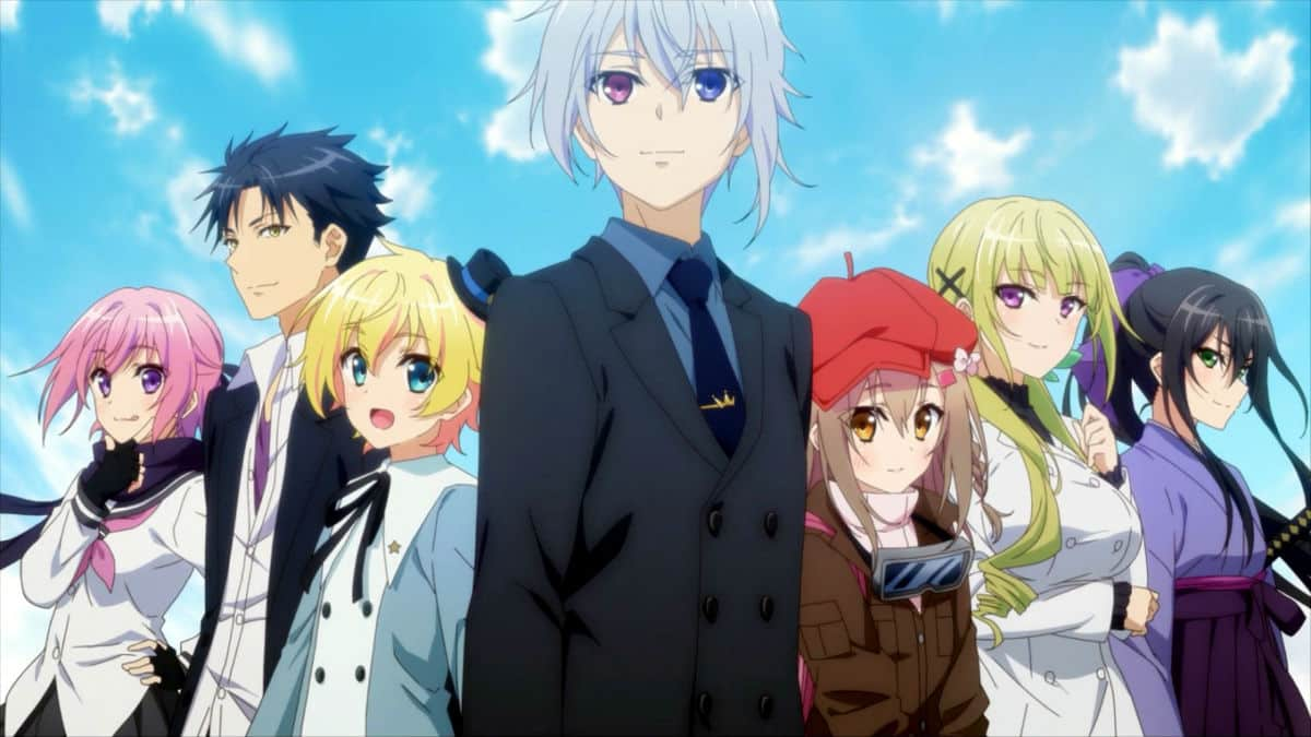 High School Prodigies Have It Easy Even In Another World ...