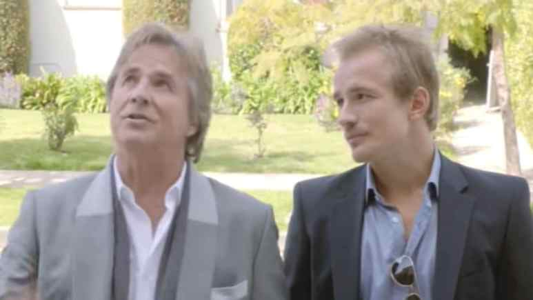 Don Johnson's son appears on Hawaii Five-0: Jesse Johnson appears as