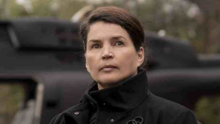 Julia Ormond TWD