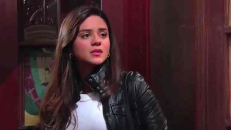 Sasha Calle as Lola on The Young and the Restless.