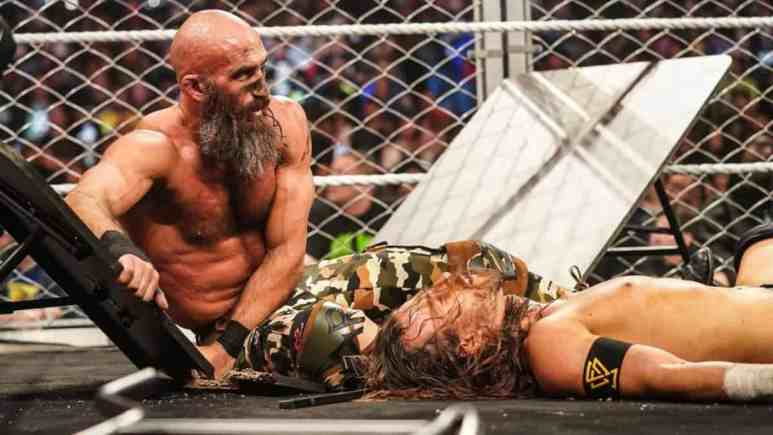 WWE NXT TakeOver: War Games review, recap, grades
